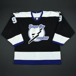 Holzinger, Brian * Black 2nd Regular Season Tampa Bay Lightning 2002-03