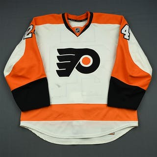 Read, Matt White Set 3 / Playoffs Philadelphia Flyers 2013-14 #24 Size: 54