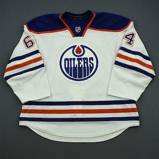 Yakupov, Nail White Retro Set 1 Edmonton Oilers 2012-13 #64 Size: 56