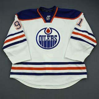 Paajarvi, Magnus White Retro Set 2 Edmonton Oilers 2012-13 #91 Size: 56