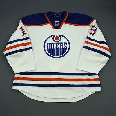 Schultz, Justin White Retro Set 2 Edmonton Oilers 2012-13 #19 Size: 58