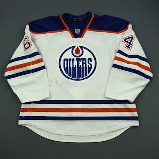 Yakupov, Nail White Retro Set 2 Edmonton Oilers 2012-13 #64 Size: 56