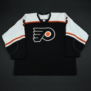 Johnsson, Kim * Black 1st Regular Season Philadelphia Flyers 2002-03