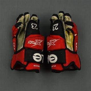 Clarkson, David Eagle 844 Gloves New Jersey Devils 2011-13 #23