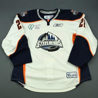Swanson, John White Skills Competition All Star 2009-10 #22 Size: 56