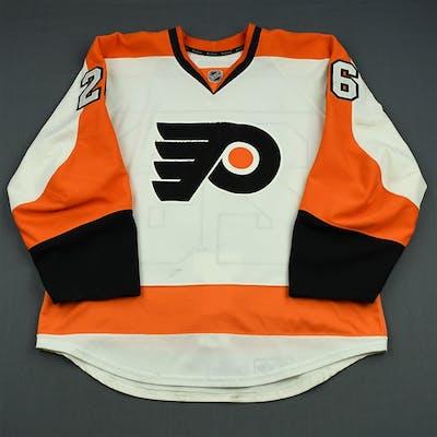 Gustafsson, Erik White Set 1 Philadelphia Flyers 2013-14 #26 Size: 54
