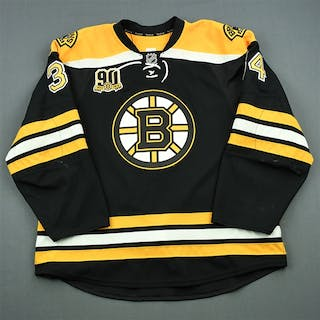 Soderberg, Carl Black Set 3 / Playoffs Boston Bruins 2013-14 #34 Size: 58