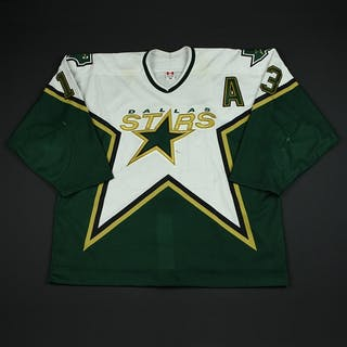 Guerin, Bill * White 2nd Regular Season w/A Dallas Stars 2003-04 #13 Size: 58