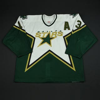 Guerin, Bill * White 3rd Regular Season w/A Dallas Stars 2003-04 #13 Size: 58