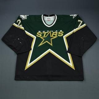 Malhotra, Manny * Green Set 1 Dallas Stars 2001-02 #27