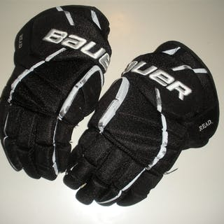 Read, Matt Bauer Vapor X:60 Pro Gloves Philadelphia Flyers 2011-12 #24