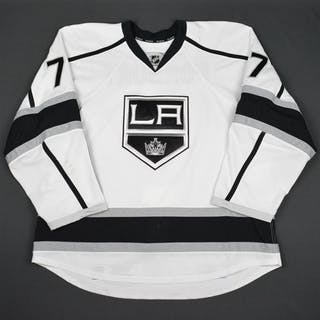 Forbort, Derek White Set 1 - 1st NHL Goal Los Angeles Kings 2015-16 #7 Size: 58