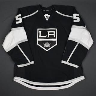 McBain, Jamie Black Set 1 Los Angeles Kings 2015-16 #5 Size: 56