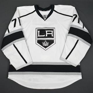 Nolan, Jordan White Set 1 Los Angeles Kings 2015-16 #71 Size: 58