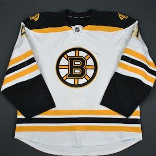 Kemppainen, Joonas White Set 1 - 1st NHL Goal Boston Bruins 2015-16