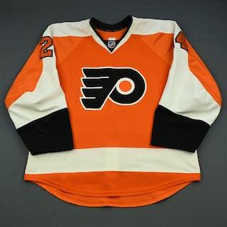 Read, Matt Orange Set 1 Philadelphia Flyers 2013-14 #24 Size: 54