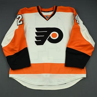 Read, Matt White Set 1 Philadelphia Flyers 2013-14 #24 Size: 54