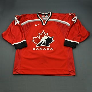 Woywitka, Jeff * Red, National Under-18 Four Nations Tournament Canada