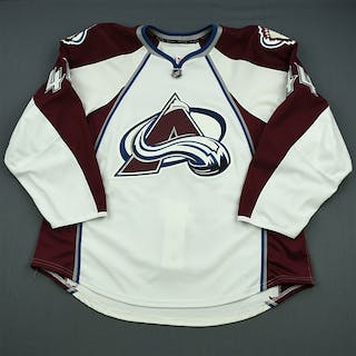 Wilson, Ryan White Set 1 Colorado Avalanche 2013-14 #44 Size: 58