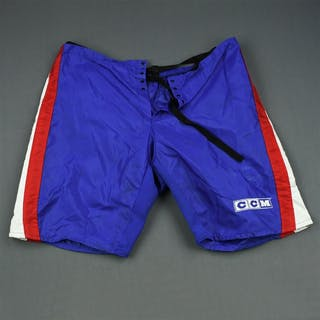 Carter, Anson and/or Pock, Thomas Blue CCM Vintage Pants Shell New