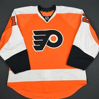 Raffl, Michael Orange Set 1 Philadelphia Flyers 2015-16 #12 Size: 54