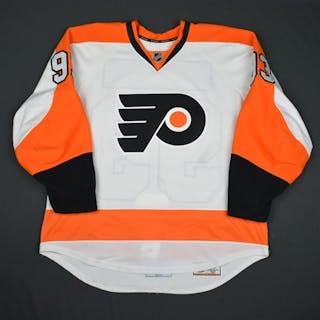 Voracek, Jakub White Set 1 Philadelphia Flyers 2015-16 #93 Size: 54