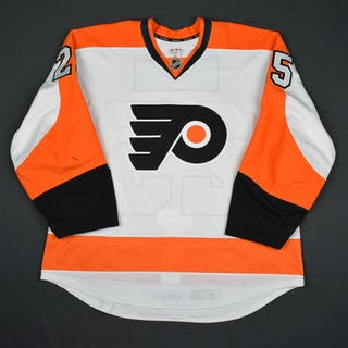 White, Ryan White Set 1 Philadelphia Flyers 2015-16 #25 Size: 56