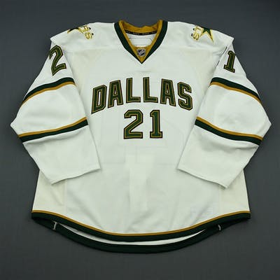 Eriksson, Loui White Set 3 Dallas Stars 2010-11 #21 Size: 56