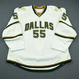 Frazee, Thomas White Set 1 - Training Camp Only Dallas Stars 2010-11