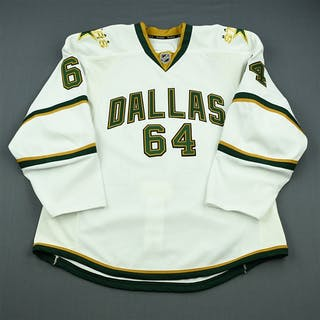 Hazen, Jonathon White Set 1 - Training Camp Only Dallas Stars 2010-11