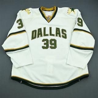 Morin, Travis White Set 1 Dallas Stars 2010-11 #39 Size: 58