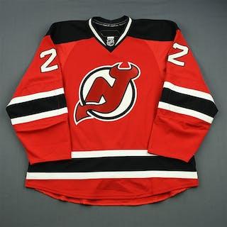 Barch, Krystofer Red Set 1 New Jersey Devils 2012-13 #22 Size: 58