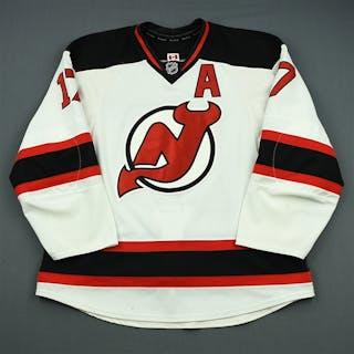 Kovalchuk, Ilya White Set 1 w/A New Jersey Devils 2012-13 #17 Size: 56