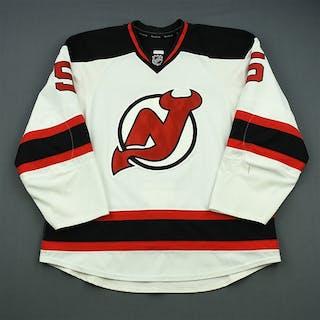 Larsson, Adam White Set 1 New Jersey Devils 2012-13 #5 Size: 56