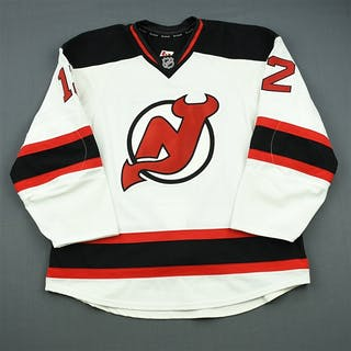 Anderson, Matt White Set 1 (NHL Debut) New Jersey Devils 2012-13 #12 Size: 56