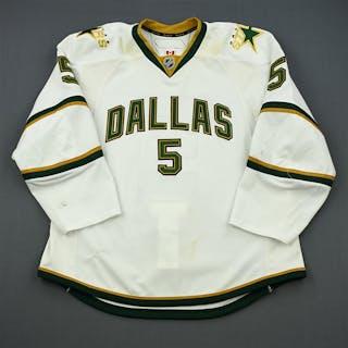 Niskanen, Matt White Set 2 Dallas Stars 2010-11 #5 Size: 56