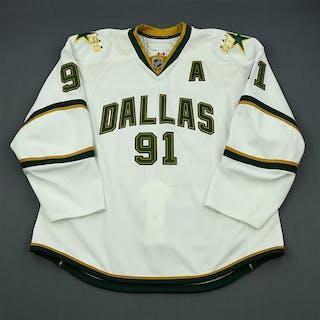 Richards, Brad White Set 3 w/A Dallas Stars 2010-11 #91 Size: 58