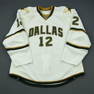 Sawada, Raymond White Set 1 Dallas Stars 2010-11 #12 Size: 58