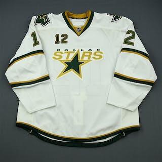 Sawada, Raymond Third Set 1 - Game-Issued (GI) Dallas Stars 2010-11