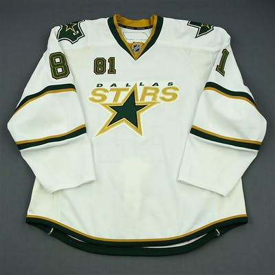 Vincour, Tomas Third Set 2 Dallas Stars 2010-11 #81 Size: 58