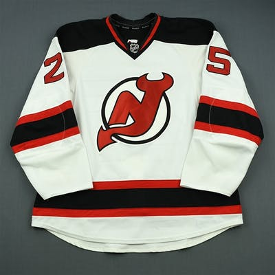 Kostopoulos, Tom White Set 1 New Jersey Devils 2012-13 #25 Size: 56