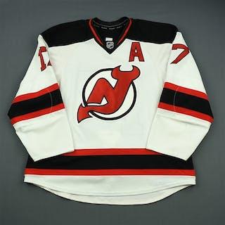 Kovalchuk, Ilya White Set 1 w/A New Jersey Devils 2012-13 #17 Size: 58