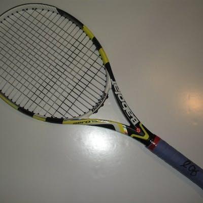 Querrey, Sam Babolat Racquet, Match-Used, Men's Singles Second Round