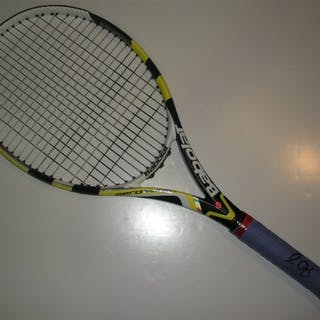 Querrey, Sam Babolat Racquet, Match-Used, Men's Singles Second Round