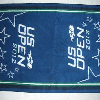 Berdych, Tomas Men's Singles Quarterfinals Match-Used Towel, NOT Autographed