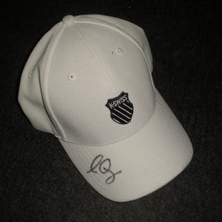 Querrey, Sam K-Swiss Match-Worn Hat, Autographed US Open 2012
