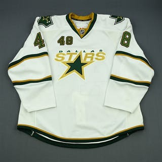 Wathier, Francis Third Set 2 Dallas Stars 2010-11 #48 Size: 58