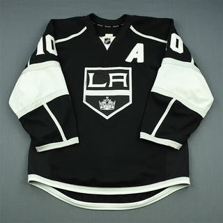 Richards, Mike Black Set 1 w/A Los Angeles Kings 2013-14 #10 Size: 52