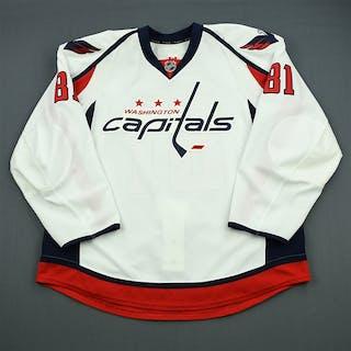 Orlov, Dmitry White Set 2 Washington Capitals 2011-12 #81 Size: 58