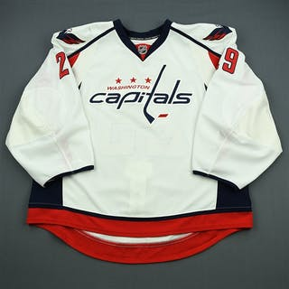Vokoun, Tomas White Set 2 Washington Capitals 2011-12 #29 Size: 58+G